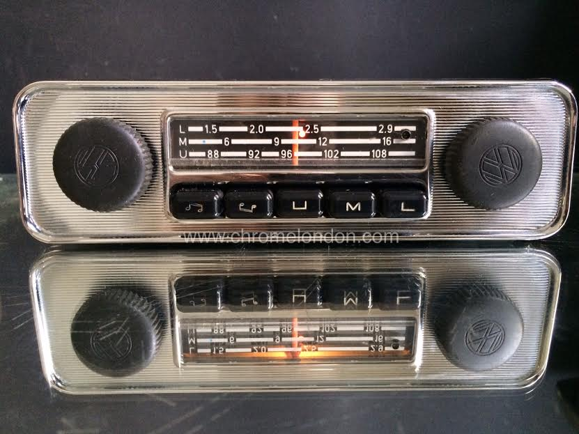 Vintage Car Audio Repair